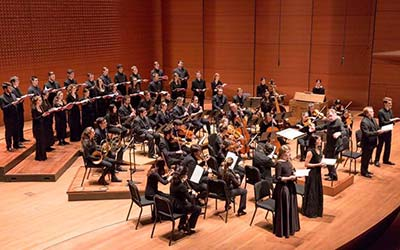 Juilliard415 concert in Alice Tully Hall